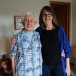 Cousin Ida and Carolyn